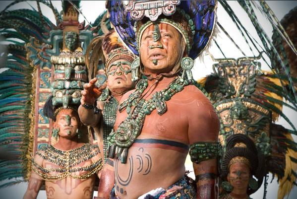 Les Mayas consommaient de la spiruline