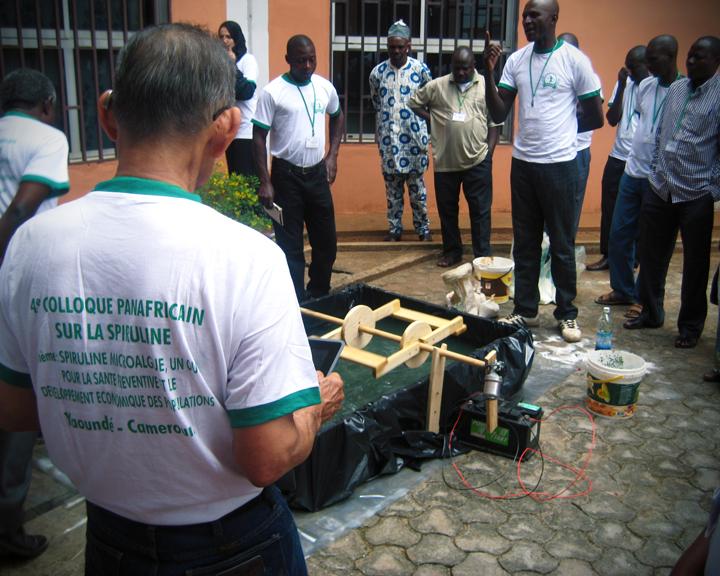 4ème Colloque Internation Spiruline Cameroun