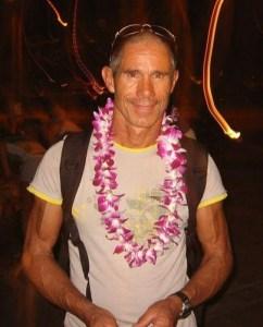 Robert Cadière du club Toulon Triathlon, grand consommateur de spiruline !