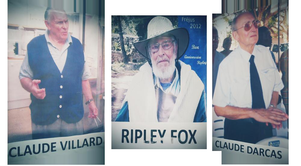pionniers spiruline Ripley Fox Claude Darcas Claude Villard