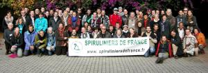 fédérations spiruliniers de france 2013 la londe