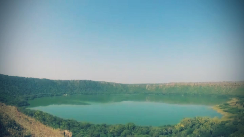 Lac Lonar Inde spiruline