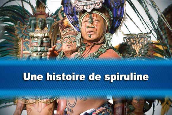 historique spiruline