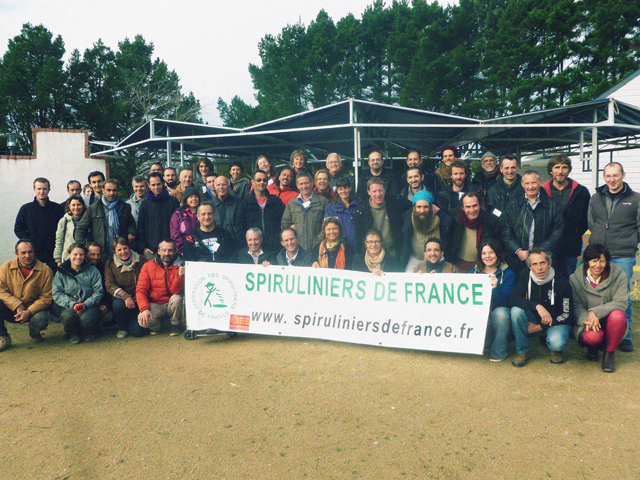 Spiruliniers de France 2014