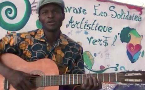 Ibrahim chante la spiruline