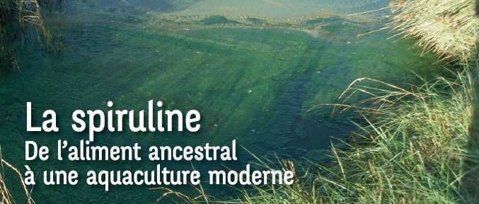 Article Spiruline Nature&Progrès