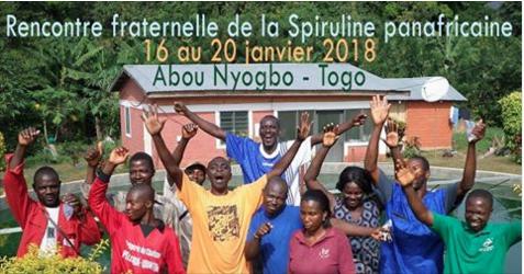 Spiruline Togo 2018